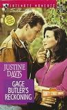 Gage Butler's Reckoning, Justine Davis, 0373078412