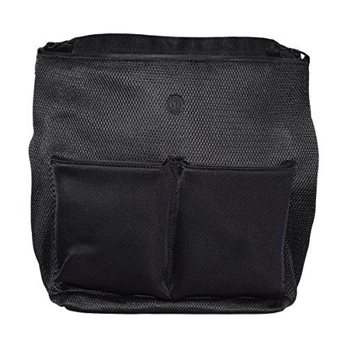 Lululemon Womens All Set Covertible Backpack (Black/Black, O/S) by Lululemon