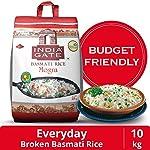 India Gate Basmati Rice Bag, Mogra, 10kg