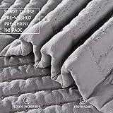 KASENTEX Quilt Mini Set-Stone Washed-Super Soft
