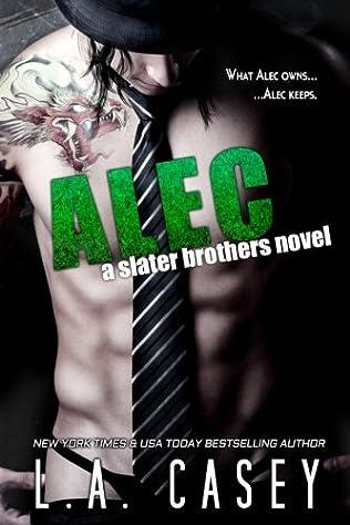 book cover of Alec