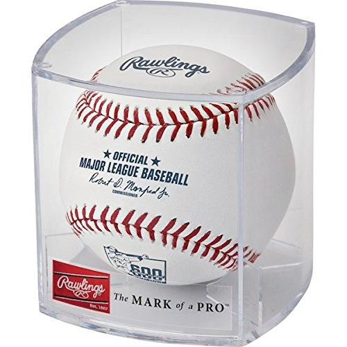 Rawlings 2018 Albert Pujols 600 Home Run Official MLB Baseball Angels Cubed