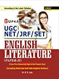 UGC-NET/JRF/SET English Literature - Paper II