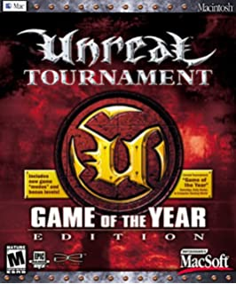 unreal tournament game of the year edition windows 10