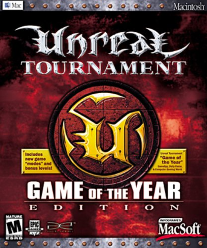 Unreal Tournament: Game of the Year Edition  - Mac (Unreal Mac)