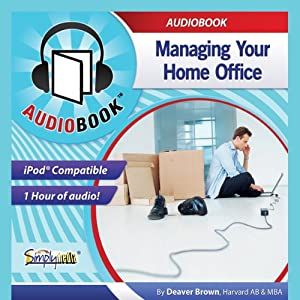 Home Office & Personal Finance Audiobook