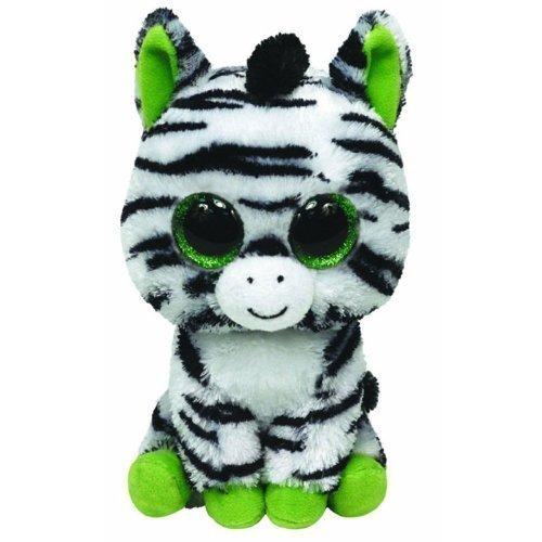 Ty Beanie Boos ( Binibu ) Zig-Zag - Zebra by Ty TOY Doll doll figure ( parallel import ) (Beanie Zag Zig)