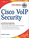 img - for Cisco Voice Over IP Security book / textbook / text book