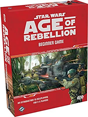 Star Wars RPG: Age of Rebellion Beginner Game
