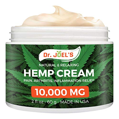 JOELS Premium Hemp Cream Relief product image