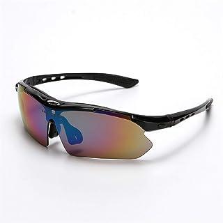 PIGF Ciclismo Occhiali da Sole Eleganti Occhiali da Sole polarizzati per Occhiali da Ciclismo per Ciclismo da Uomo e da Donna
