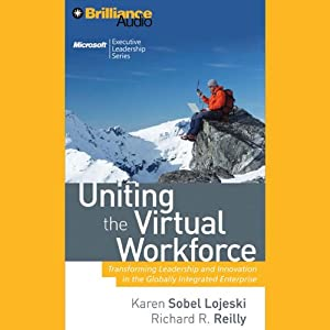 Uniting the Virtual Workforce Hörbuch