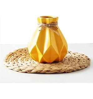 Amazon.com: Jarrones de cerámica Wansan, jarrón de cerámica ...