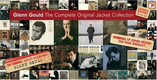 Price comparison product image Glenn Gould: The Complete Original Jacket Collection - Amazon.com Exclusive