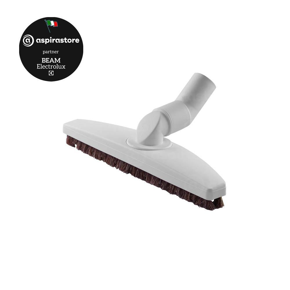 Kit accessori pulizia 5 spazzole bianco /Ø32 per aspirapolvere centralizzato