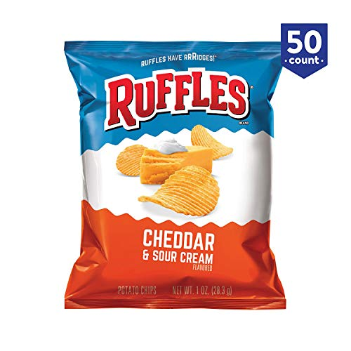 (Ruffles Cheddar & Sour Cream - 50/1 oz. by Ruffles)
