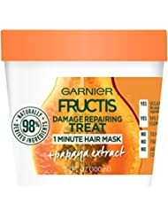 Garnier Fructis Damage Repairing Treat 1 Minute Hair...