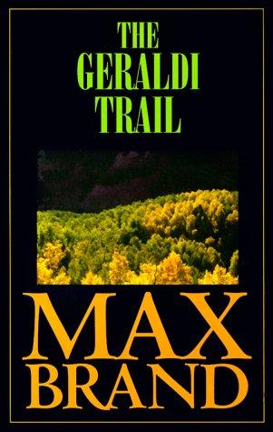 book cover of The Geraldi Trail