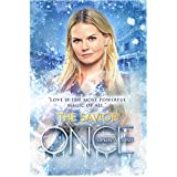 Jennifer Morrison 8x10 photo House, M.D. Once Upon a Time Blue & Snowing Poster