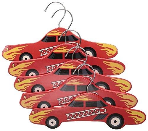 Kidorable-Fireman-Hanger-Set