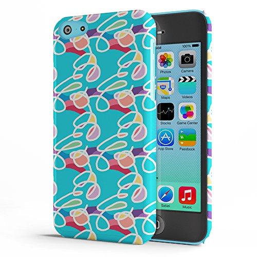 Koveru Back Cover Case for Apple iPhone 5C - Splot