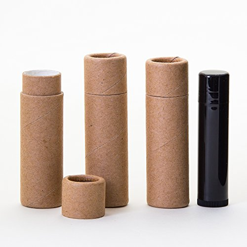 Eco Friendly Lip Balm Tubes - 8
