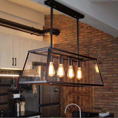 Luminaires suspendus Style industriel Chandelier Salon