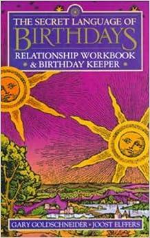 Book Secret Language of Birthdays Relationship Workbook and Birthday Keeper