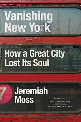 Vanishing New York: How a Great City Lost Its - Stores Nyc New