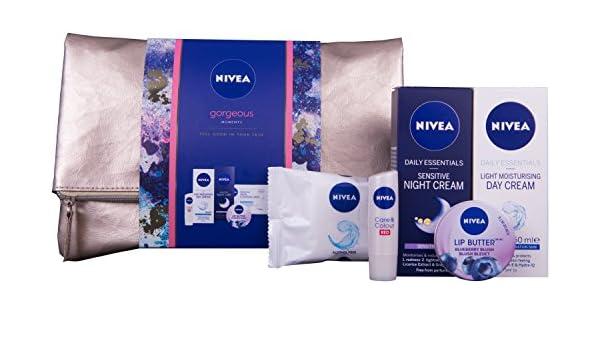 Nivea Beautiful Moments: Set de regalo para mujer, 5 piezas: Amazon.es: Belleza