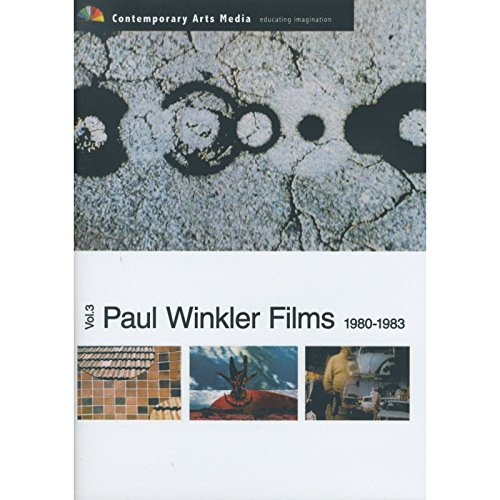 Paul Winkler Films, Vol. 3 2-DVD Set ( Taylor Square / Sydney-Bush / Urban Spaces / Ayers Rock / Brick & Tile / Traces )