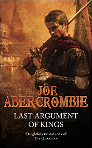 amazon last argument of kings the first law book three first