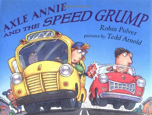 Spare Axle (Axle Annie and the Speed Grump)