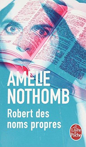 Robert Des Noms Propres (Le Livre de Poche) (French Edition)