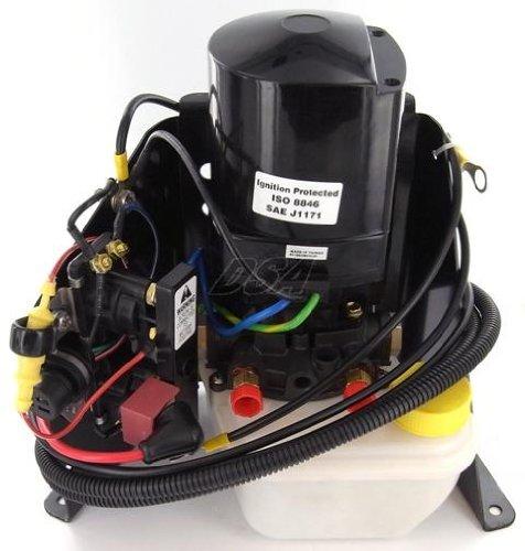 Tilt Trim Motor Mercruiser Marine Floor Mount 88183A5 88183A8 88183A8 14336A6 - Trim Mercruiser