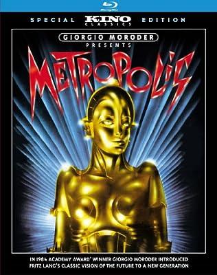 Giorgio Moroder Presents Metropolis: Special Edition [Blu-ray]