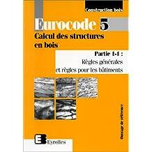 EUROCODE 5 PARTIE 1.1 CALCUL STRUCTURES EN BOIS
