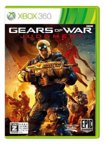 Gears of War: Judgment (通常版:『Gears of War』 ゲームオンデマンド用コード)