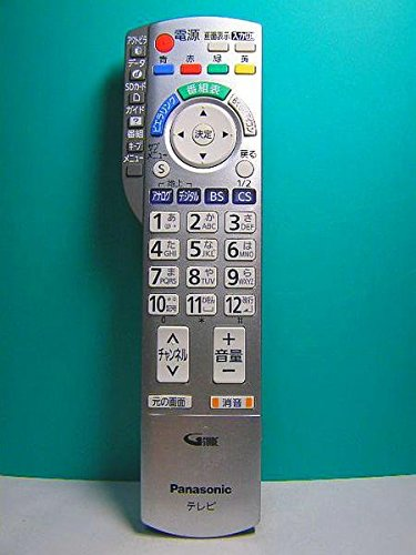 Panasonic 液晶テレビ用リモコン N2QAYB000324 product image