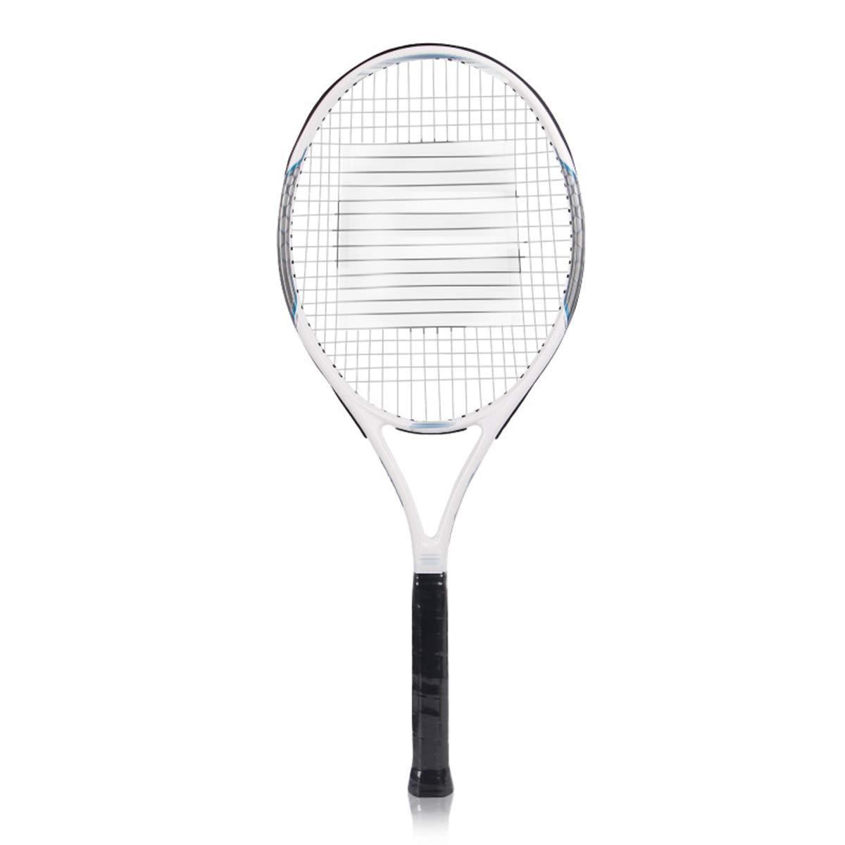 Raquette De Tennis Professionnel En Carbone De Haute Qualité Ultra-léger Composite Unisexe Jeu De Contact Raquette De Tennis