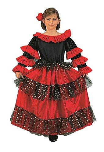 Spanish Dancer Beauty Kids Costume -