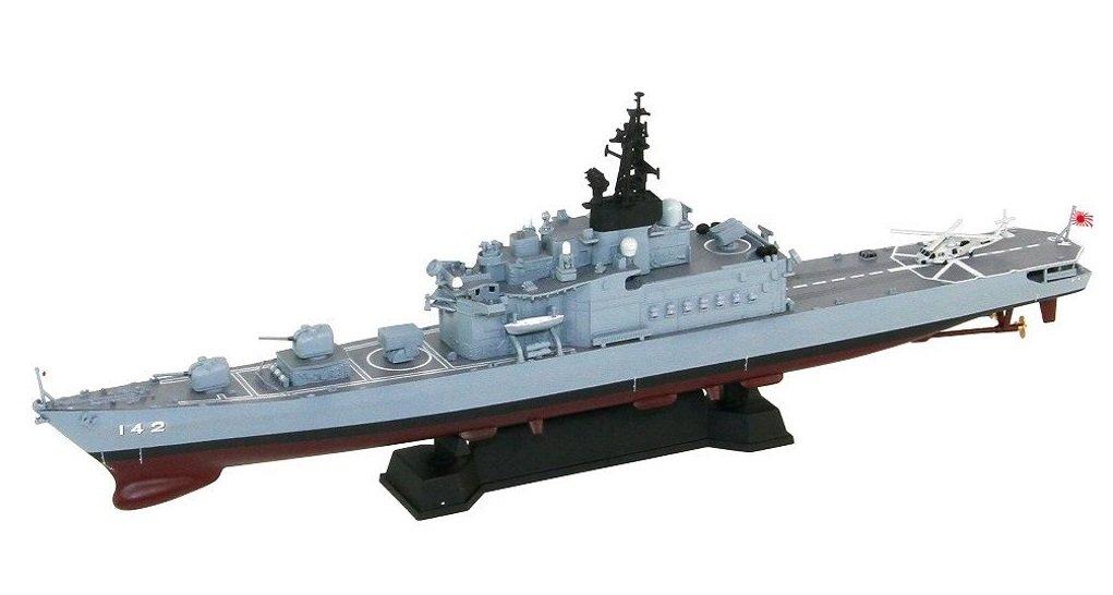 Pit road 1 700 Sky Wave Series Maritime SelfDefense Force destroyer DDH142 Hiei plastic model J81