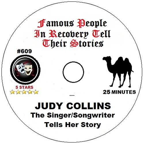 Read Online Alcoholics Anonymous AA 12 Step Speaker CD - Judy Collins - Singer Songwriter pdf epub