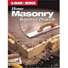 Home Masonry Repairs and Projects