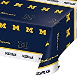 Zipperstop Michigan Wolverines NCAA Table Cover 54'' x 102''