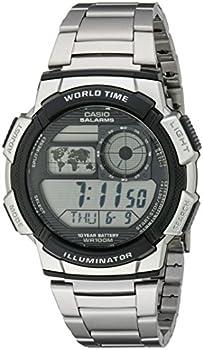 Casio AE1000WD-1AVCF Tone Digital Men's Watch