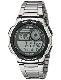 Casio Men's Sport Multi-Function Dial Watch Grey AE1100W-1A