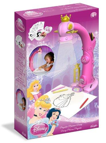 Famosa 7008364 Proyector Princesas Disney