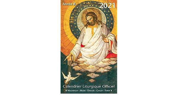 Calendrier Liturgique 2021 pack de 25 ex   Calendrier Liturgique 2021 (CARTERIE ET OBJETS
