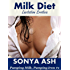 Milk Diet (Lactation Erotica) (Pumping Milk, Pumping Iron Book 1)